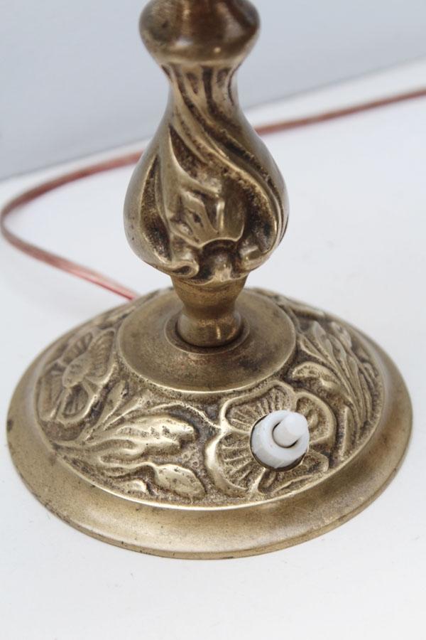 Chic bronce dos brazosVENDIDAVintage And Lámpara jLA45R